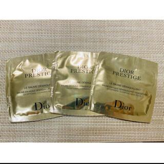 ディオール(Dior)のプレステージ ル バーム デマキヤント(メイク落とし)(クレンジング/メイク落とし)