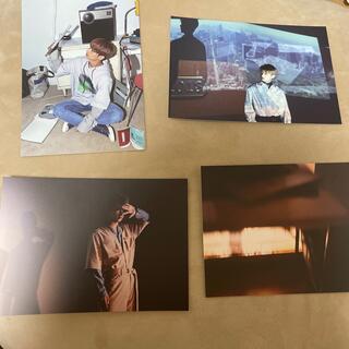 セブンティーン(SEVENTEEN)のジュン ポストカード(アイドルグッズ)