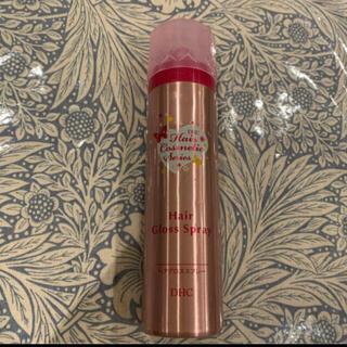 ディーエイチシー(DHC)のDHC ヘアグロススプレーピンクシャンパンの香り(ヘアスプレー)