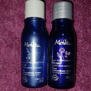 Melvita - メルヴィータ フラワーブーケ フェイストナー 化粧水 リリィ ローズ