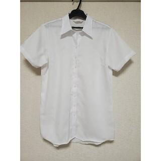 アオヤマ(青山)の洋服の青山 半袖 Yシャツ ノンアイロンマックス 15号 ❀(シャツ/ブラウス(半袖/袖なし))