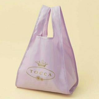 トッカ(TOCCA)の♥美人百花 付録♥TOCCA エコバッグ(エコバッグ)