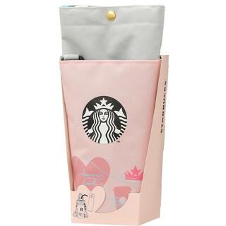 スターバックスコーヒー(Starbucks Coffee)のスターバックス 25周年 ショルダーボトルケース(トートバッグ)