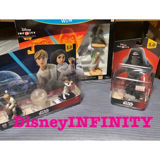 ディズニー(Disney)のWii U ゲームソフト Disney INFINITY スターウォーズ セット(家庭用ゲームソフト)