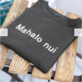 ドアーズ(DOORS / URBAN RESEARCH)の【URBAN RESEARCH DOORS】melelana半袖Tシャツ L(Tシャツ/カットソー(半袖/袖なし))