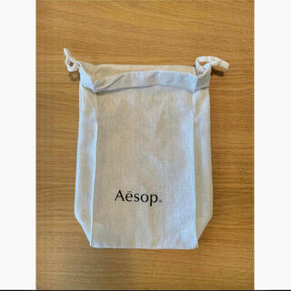 イソップ(Aesop)の Aesop・巾着(ショップ袋)