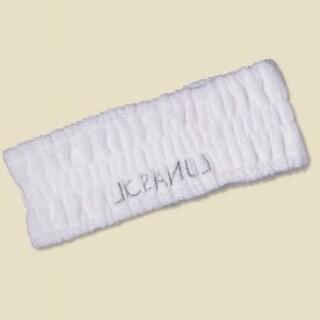 ルナソル(LUNASOL)のルナソル オリジナル鏡文字付きヘアバンド(ヘアバンド)