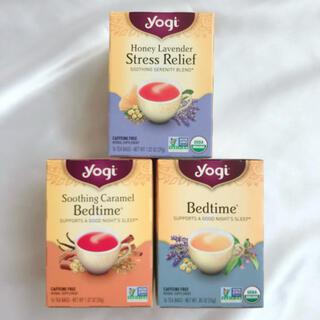 ルピシア(LUPICIA)のyogi tea 3種類×5包 15包セット ヨギティー ルピシア エンハーブ(茶)