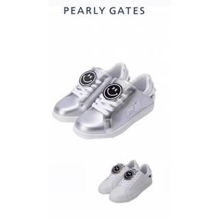 パーリーゲイツ(PEARLY GATES)の【新品】韓国公式パーリーゲイツ 日本未入荷 ゴルフシューズ レディース ゴルフ(シューズ)
