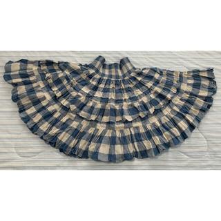 ポロラルフローレン(POLO RALPH LAUREN)のラルフローレン ティアードスカート(ひざ丈スカート)