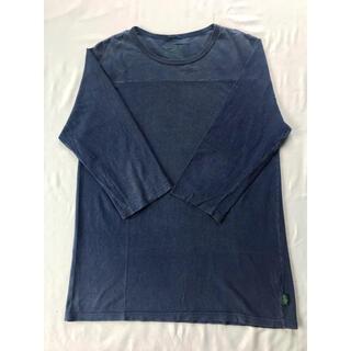 ゴーヘンプ(GO HEMP)のゴーヘンプ go hemp カットソー 七分袖(Tシャツ/カットソー(七分/長袖))