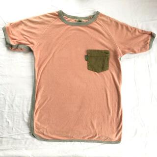 ゴーヘンプ(GO HEMP)のゴーヘンプ  go hemp ヘンプTシャツ パイル地(Tシャツ/カットソー(半袖/袖なし))