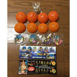 ドラゴンボール超ブロリー くら寿司 ラバーマスコット 4種+おまけ 新品♪(その他)