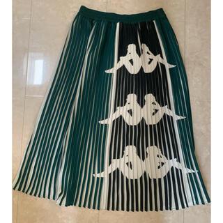 カッパ(Kappa)のプリーツ スカート(ロングスカート)