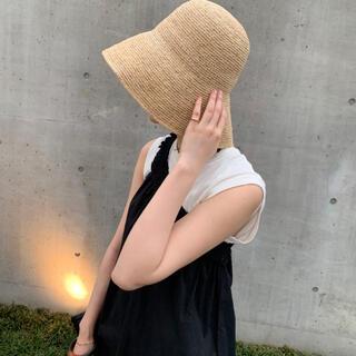プラージュ(Plage)のPlage /MAISON N.H PARIS NOA ハット(麦わら帽子/ストローハット)