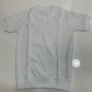 イオン(AEON)の120㎝ 白 半袖(Tシャツ/カットソー)