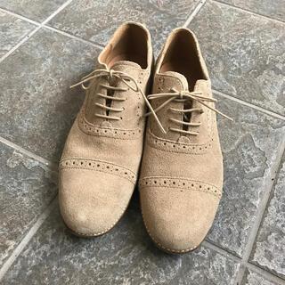 ムジルシリョウヒン(MUJI (無印良品))の無印良品 オックスフォードシューズ (ローファー/革靴)