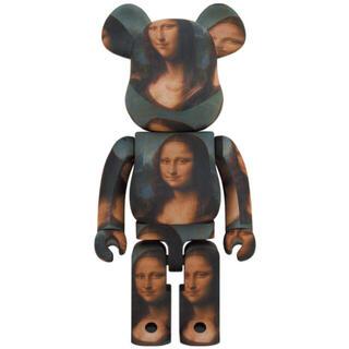 BE@RBRICK モナリザ  DE VINCI Mona Lisa 1000%(その他)