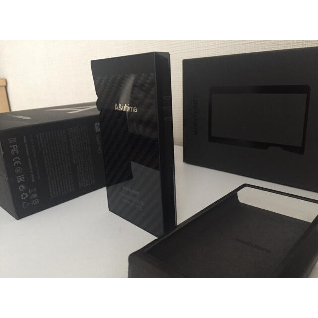 iriver(アイリバー)の「美品」Astell&Kern SP1000M Onyx Black スマホ/家電/カメラのオーディオ機器(ポータブルプレーヤー)の商品写真