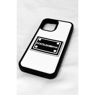 ドルチェアンドガッバーナ(DOLCE&GABBANA)のドルチェアンドガッバーナ iPhone12/12Proケース携帯カバー (iPhoneケース)