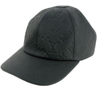 ルイヴィトン(LOUIS VUITTON)のLOUIS VUITTON キャップ 帽子 メンズ 新品 ルイヴィトン 2451(キャップ)