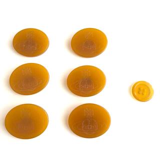 ヴィヴィアンウエストウッド(Vivienne Westwood)のヴィヴィアンウエストウッド ボタン 6個(各種パーツ)