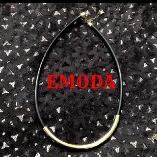 エモダ(EMODA)のEMODA チューブネックレス(ネックレス)