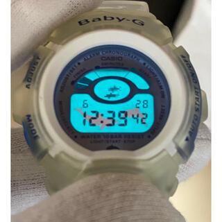ベビージー(Baby-G)のG-SHOCK/イルクジ/baby-g/ビンテージ/スケルトン/箱付/限定/美品(腕時計)