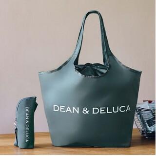 ディーンアンドデルーカ(DEAN & DELUCA)のGLOW グロー8月号付録 DEAN&DELUCA エコバッグ+保冷ボトルケース(エコバッグ)