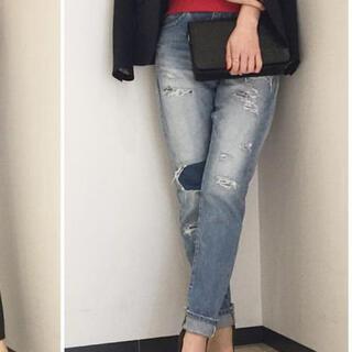 ダブルスタンダードクロージング(DOUBLE STANDARD CLOTHING)のダブスタ  セルビッチデニム 38 ブルー(デニム/ジーンズ)