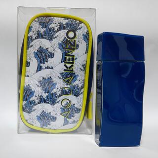 ケンゾー(KENZO)のケンゾー アクアケンゾープールオム コレクターズエディション(香水(男性用))