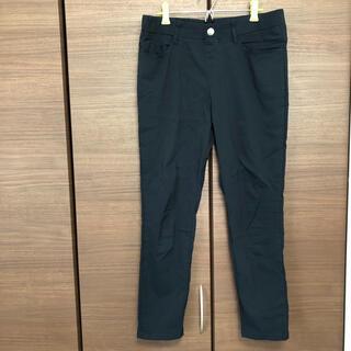 9部丈 ズボン(カジュアルパンツ)