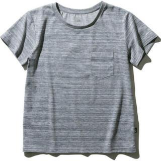 ザノースフェイス(THE NORTH FACE)のノースフェイス半袖Tシャツ ショートスリーブ ポケット NTW31935 L(Tシャツ(半袖/袖なし))