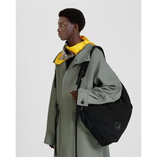 ジルサンダー(Jil Sander)のOAMC INFLATED MESSENGER BAG BLACK(メッセンジャーバッグ)