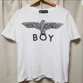 ボーイロンドン(Boy London)のボーイロンドン BOY LONDON デカロゴ Tシャツ カットソー(Tシャツ/カットソー(半袖/袖なし))
