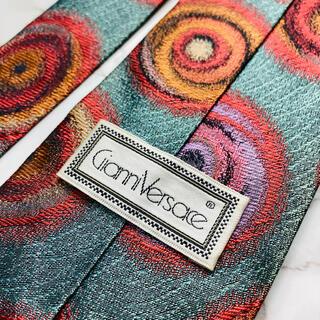 ジャンニヴェルサーチ(Gianni Versace)の即購入OK!3本選んで1本無料!ヴェルサーチ Versace ネクタイ 6594(ネクタイ)