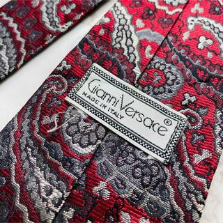 ジャンニヴェルサーチ(Gianni Versace)の即購入OK!3本選んで1本無料!ヴェルサーチ Versace ネクタイ 6596(ネクタイ)