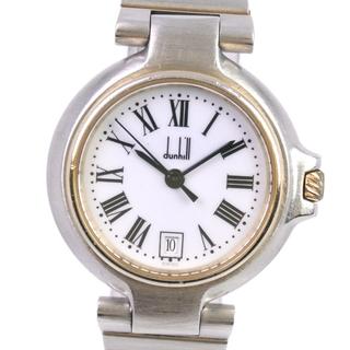 ダンヒル(Dunhill)のアナログ表示ダンヒル ミレニアム     ステンレススチール     ゴールド(腕時計)