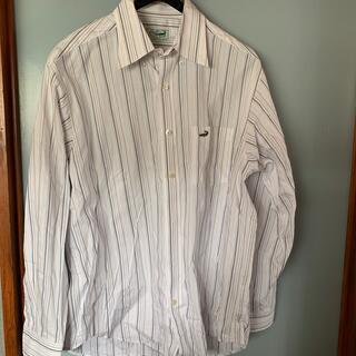 クロコダイル(Crocodile)の淡色変わりストライプシャツと他シャツセット(シャツ)