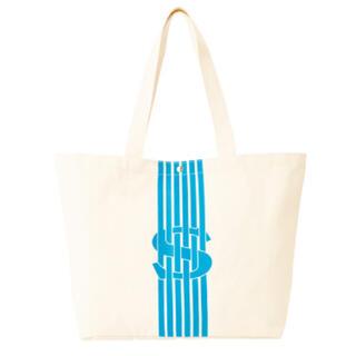シセイドウ(SHISEIDO (資生堂))の大人のおしゃれ手帖 21年 7月 資生堂パーラー 超ビッグ Wポケット付 トート(トートバッグ)