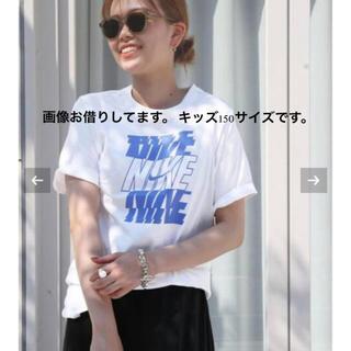 ドゥーズィエムクラス(DEUXIEME CLASSE)のNIKE LOGO Tシャツ キッズ150サイズ(Tシャツ/カットソー)