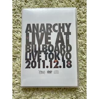 [新品]ANARCHY LIVE AT BILLBOARD LIVE TOKYO(ミュージック)