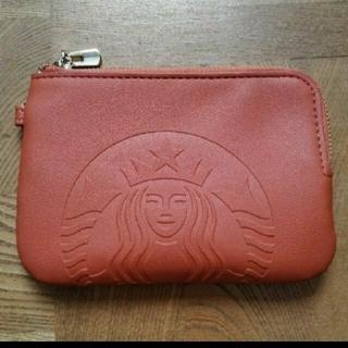 Starbucks Coffee - タイ限定 スタバ コインケース ミニポーチ