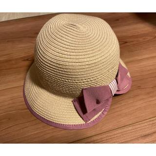 エニィファム(anyFAM)のanyfam 新品未使用 洗える帽子(帽子)