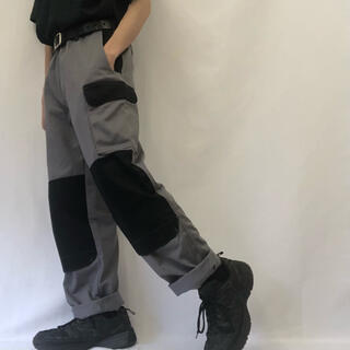 STONE ISLAND - 【DE label Industrial Tactical Trousers】