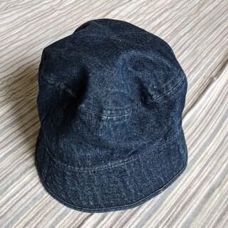 ムジルシリョウヒン(MUJI (無印良品))の無印良品 ハット 帽子 デニム(ハット)