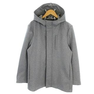 レイジブルー(RAGEBLUE)の未使用品 レイジブルー ボンディングフードコート 長袖 綿混 グレー M ■SM(その他)