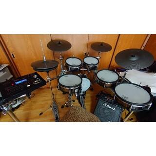 ローランド(Roland)のRoland V-Drums TD-30KV椅子スタンドスピーカーフルセット  (電子ドラム)