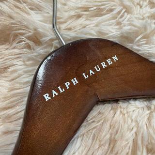ラルフローレン(Ralph Lauren)の★LALPH LAUREN★ 木製ハンガー 送料込(その他)