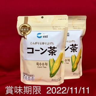 チョンジョンウォン コーン茶 2セット(茶)